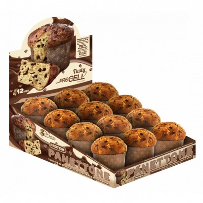 Panettone Proteico 50g - ProCell