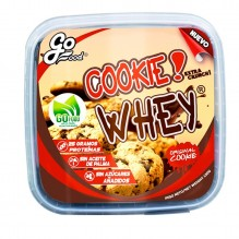 Whey cookie chocolate GoFood 150 gr