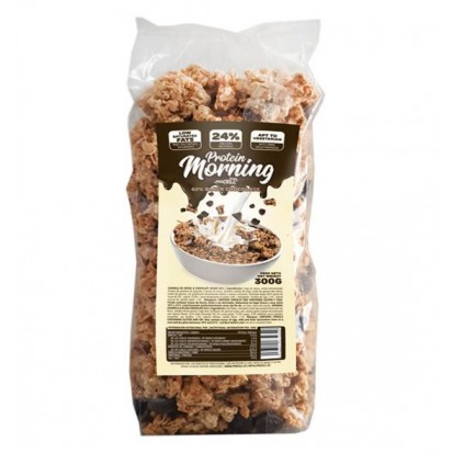 Muesli proteico Protein Morning - (300 gr) - Procell